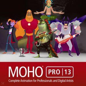 Smith Micro Moho Pro 13.5.1 Crack