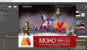 Smith Micro Moho Pro 13.5.1 Crack With Keygen 2021