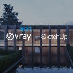 VRay 4 Crack For SketchUp 2020 Free Download Full Version