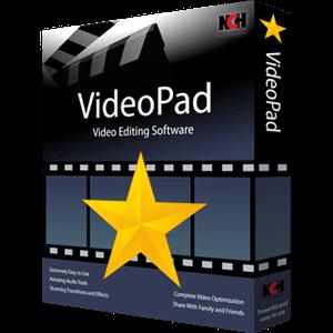 VideoPad Video Editor 8.95+ Crack + Keygen Full Version Download