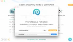 PhoneRescue 6.4.1 Crack