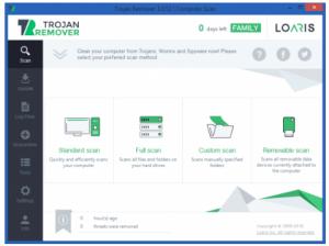 Loaris Trojan Remover Crack With Keygen Full Version Download