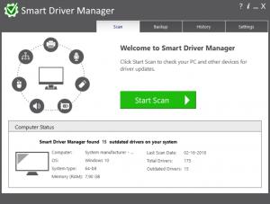 Smart Driver Manager Crack Full Version for free:
