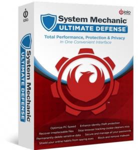 System Mechanic Ultimate Defence 21.5.1.2 Crack