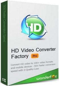Wonderfox HD Video Converter Factory Pro 23.0 Crack