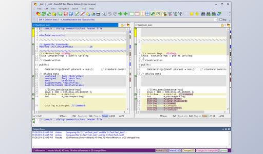 ExamDiff Pro 11.0.1.9 + License Key [Latest Version] 2020