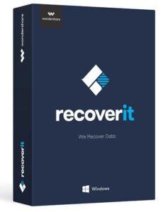 Wondershare Recoverit 9.5.1.7 Crack + Serial Key {Mac+Win} [Latest]