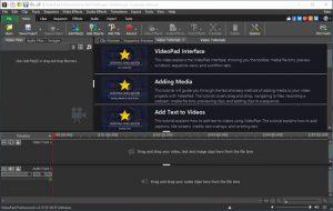 VideoPad Video Editor 10.81 Crack With Keygen [Latest] 2021