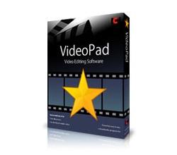 VideoPad Video Editor 10.81 Crack